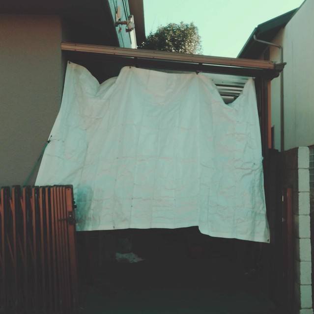 Garage curtains