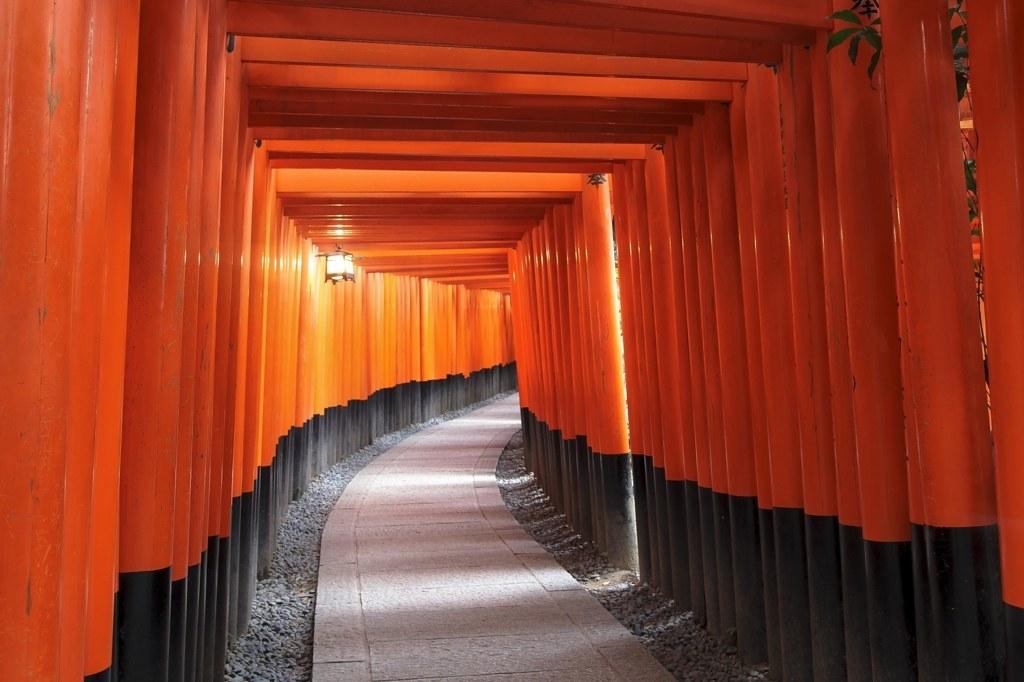 kyotoshrine