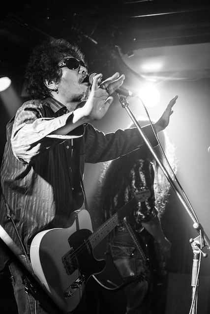 THE NICE live at Outbreak, Tokyo, 18 Dec 2017 -00291