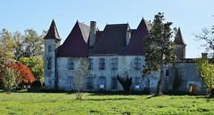 Chateau de Cahuzac sur Adour