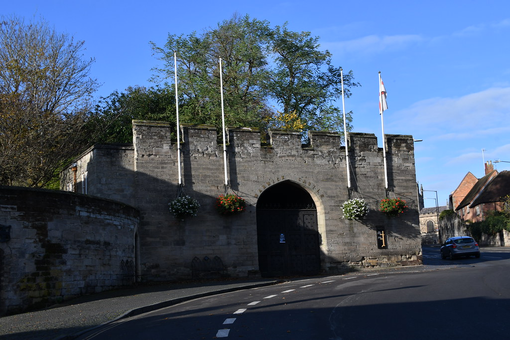 Hotels Near Warwick Castle England