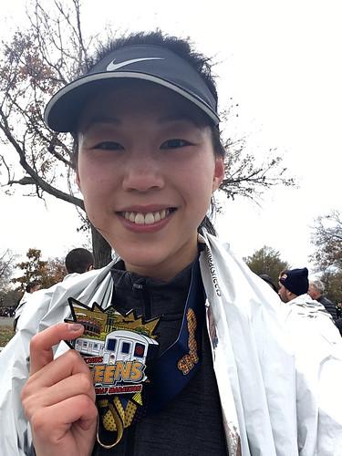 nycruns queens half marathon.