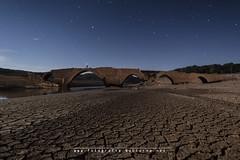 Fotografía nocturna Puente de Villanueva del Río