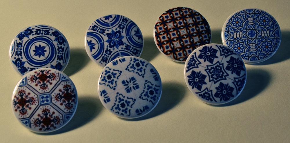 pins azulejo