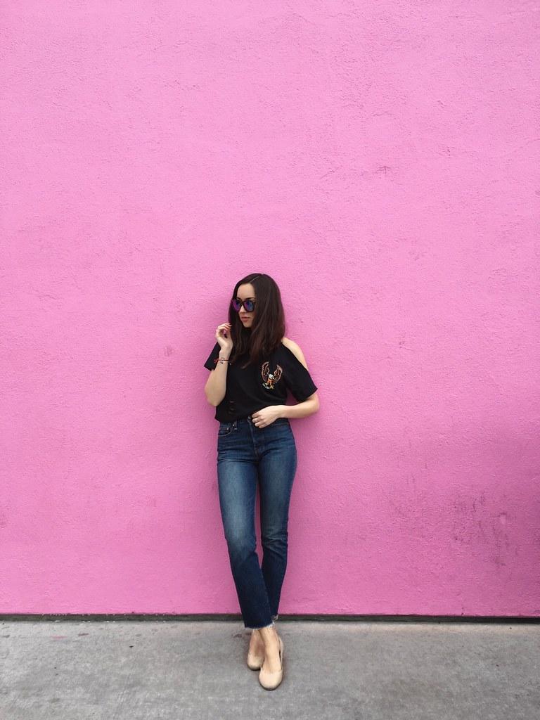 pinkwallLA