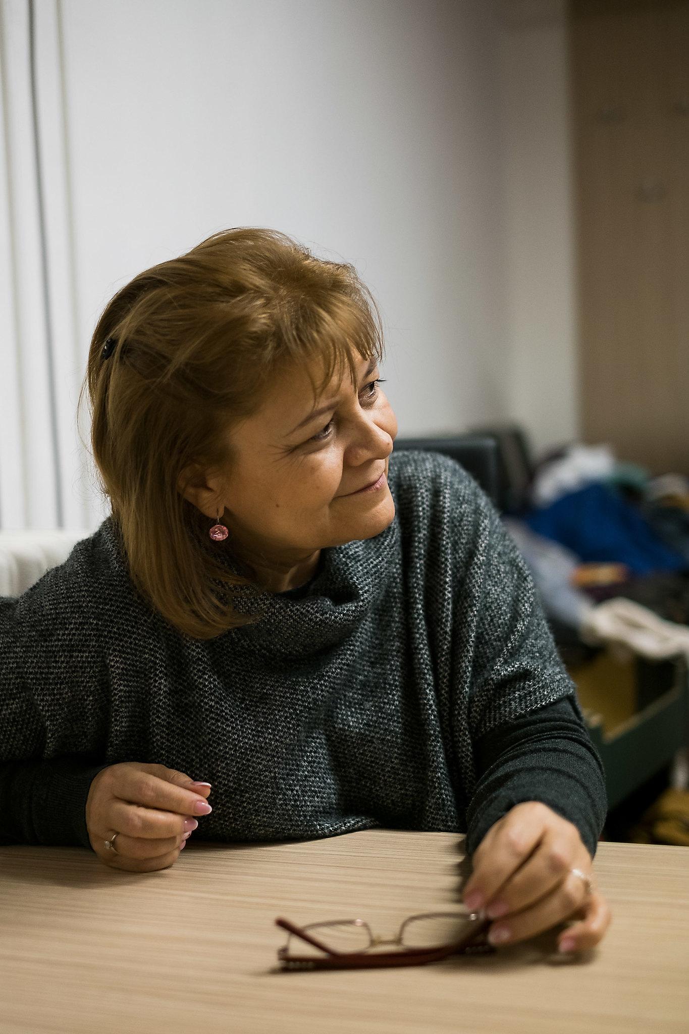 Várnai Anna Kóstolda Színes Gyöngyök Egyesület ételosztás lakásétterem Pécs