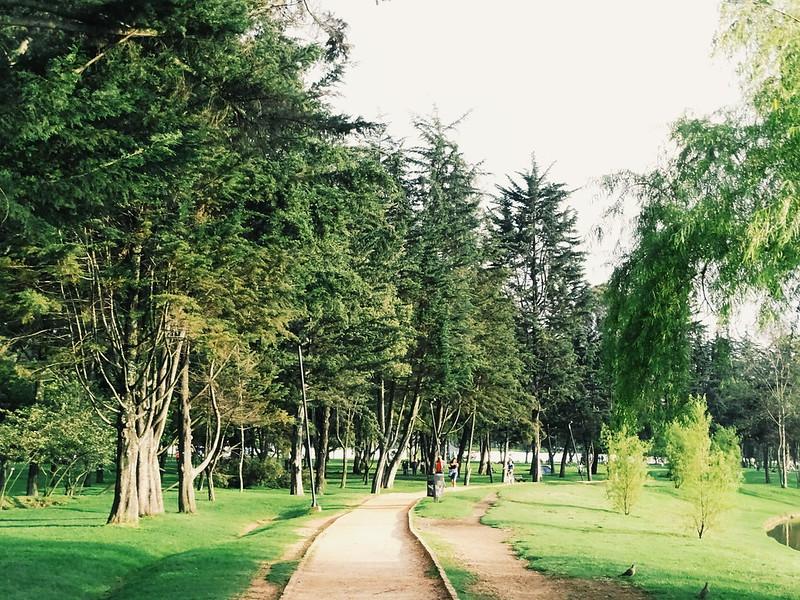 Parque Simón Bolívar, Bogotá • COL
