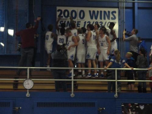 Quincy Wins #2000