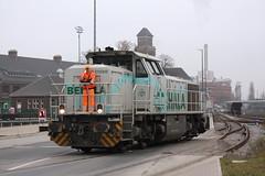 Baureihe 277 - G 1700 BB