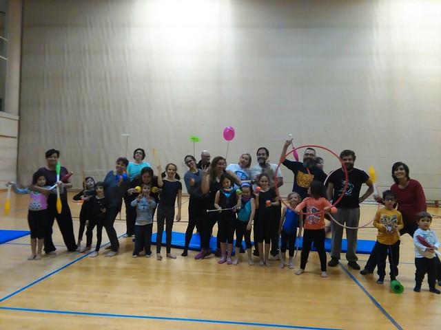 Gala de Nadal Escola de Circ 2017-2018