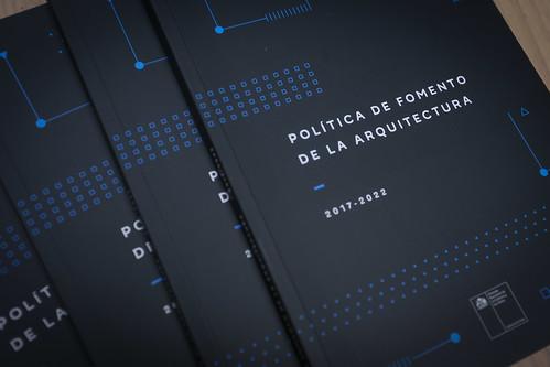 presentación de la Política de Fomento de la Arquitectura 2017 – 2022