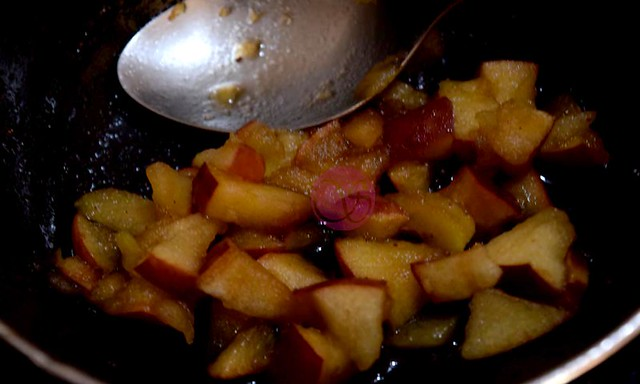 Apple Pie Recipe stuffing