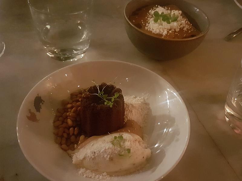 Patria desserts