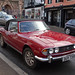 Triumph Stag, Hereford 20 December 2017