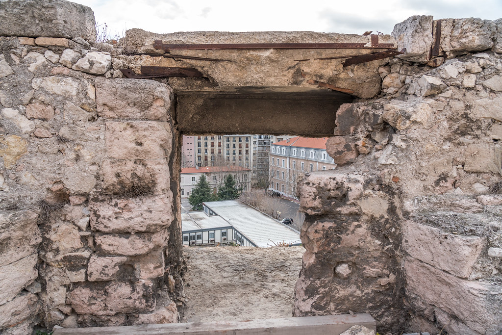 Mar 61a, Fort St Nicolas et souterrain caserne d'Aurelle - Page 3 39425723572_89f7dce5c8_b
