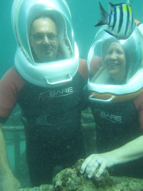 bali sea walker experience, Canon IXUS 135