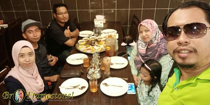 Nasi Arab Restoran Aroma Hijrah, TTDI Jaya