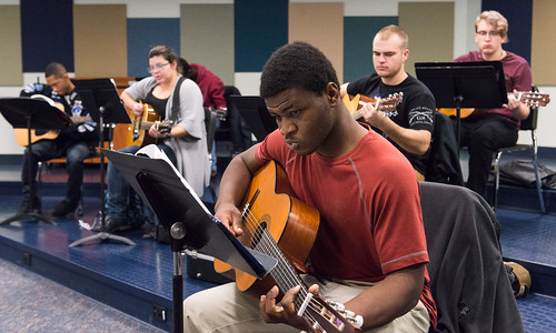 UIS Feature: Musical Opportunity