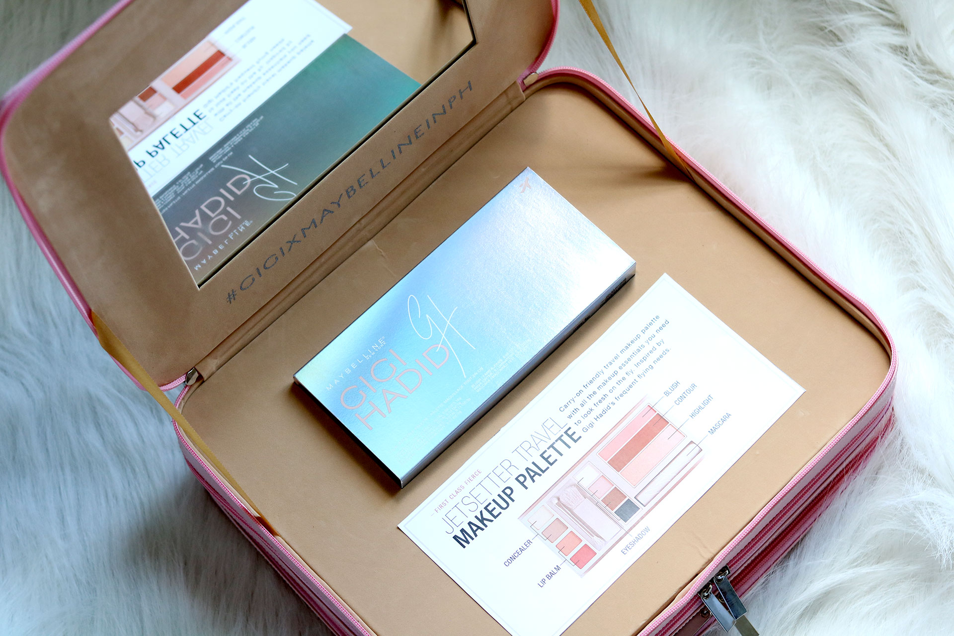 2 Gigi Hadid Maybelline Collection Review Swatches Photos - Gen-zel She Sings Beauty