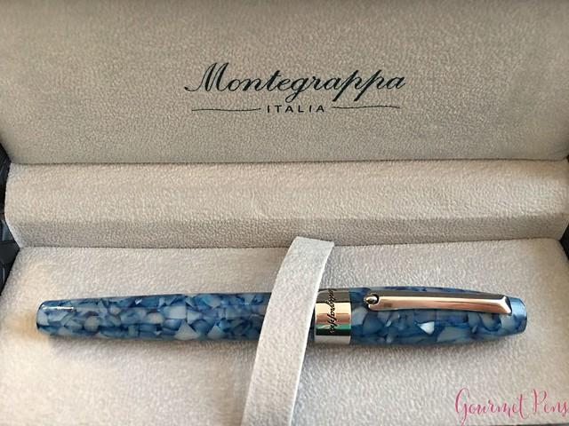 Review Montegrappa Fortuna Mosaico Fountain Pen @Montegrappa1912 @Fontoplum0 @montegrappaUSA 6