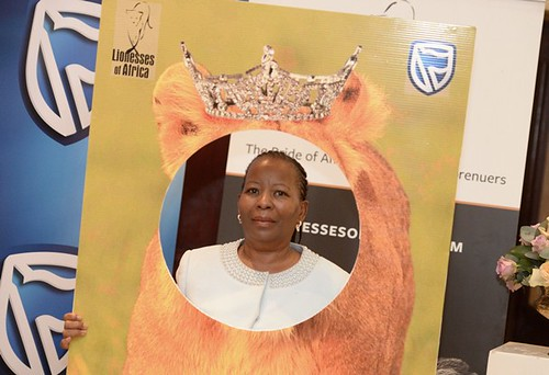 Lioness Lean In Breakfast Event - Gaborone Oct 20, 2017
