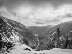 Crawford Notch 2 - BW