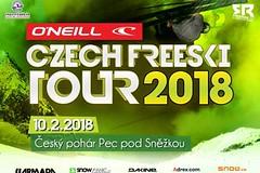 O'Neill Czech Freeski Tour 2018 Pec pod Sněžkou