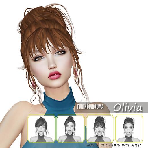 TUKINOWAGUMA Olivia AD