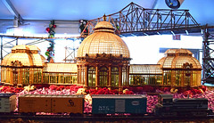 Haupt Conservatory with Model Train