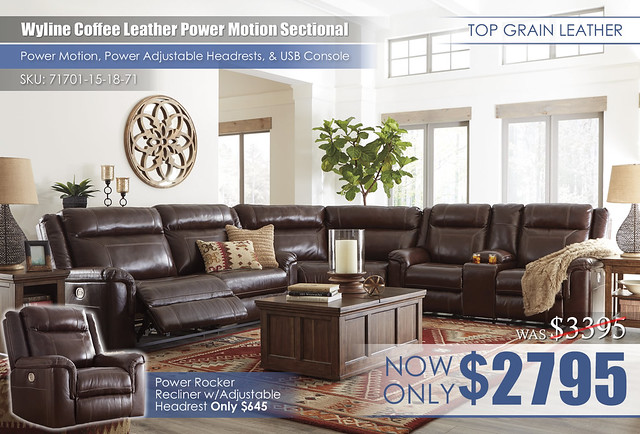 Wyline Coffee Power Sectional_71701-15-71-18-T919-PILLOW