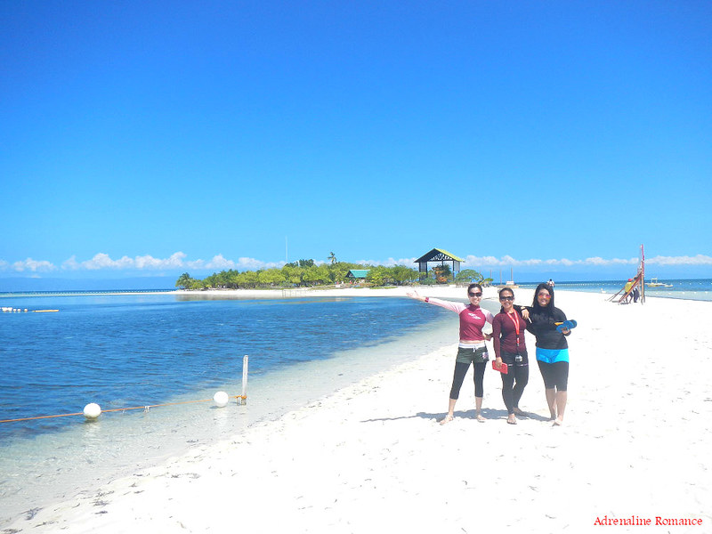 Island Hopping around Panglao