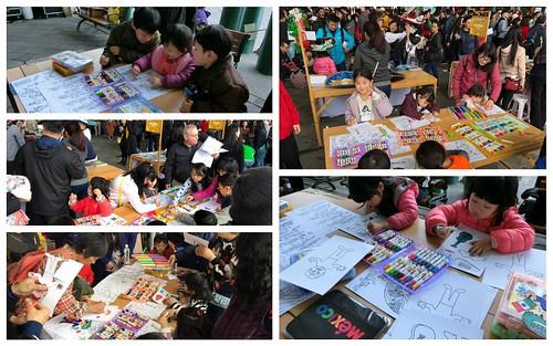 """Participación de la Oficina de Enlace de México en Taiwán en el Festival Latinoamericano y Caribeño """"Carnaval Taipéi 2018"""""""