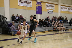 Varsity Boys BBall vs Fresno Christian57