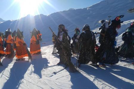Závod Hexenabfahrt Belalp: Češi v top desítce