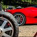 Bugatti Type 51 (1933) & Ferrari LaFerrari Aperta (2016)