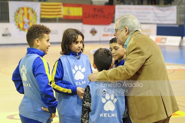 CatGas - Santiago Futsal (16-2-2018)