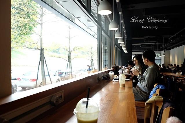 【內湖美食】覺旅咖啡Journey Kaffe(陽光店)2