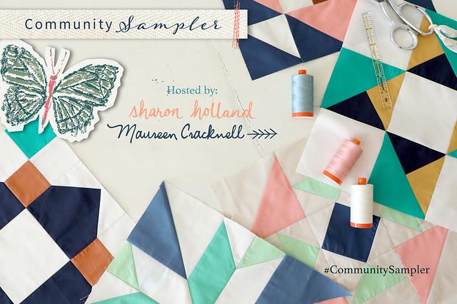Community Sampler Sew-Along