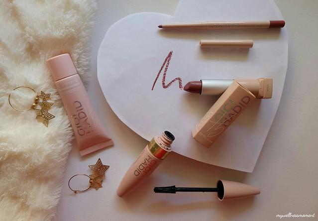 Productos Colecciones East Coast Y West Coast Edicion Limitada Gigi Hadid Para Maybelline My Wellness Moment