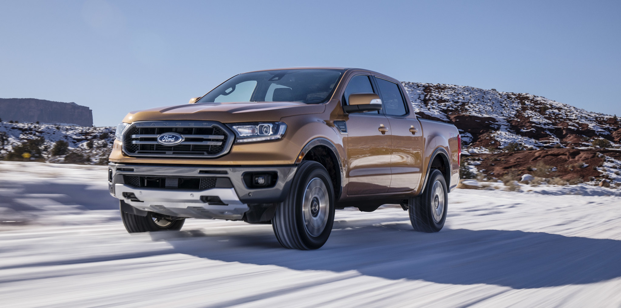 This is the 2019 Ford Ranger