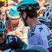 World Champion Peter Sagan and Bora Teammate