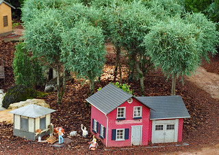 Tiny Bavarian Village
