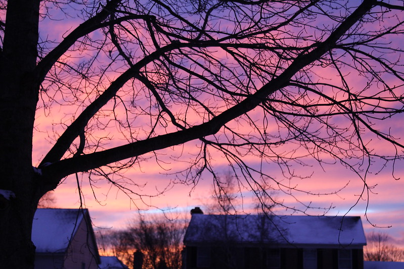 January Sunset Progression in West MI 1 12 17 (12)