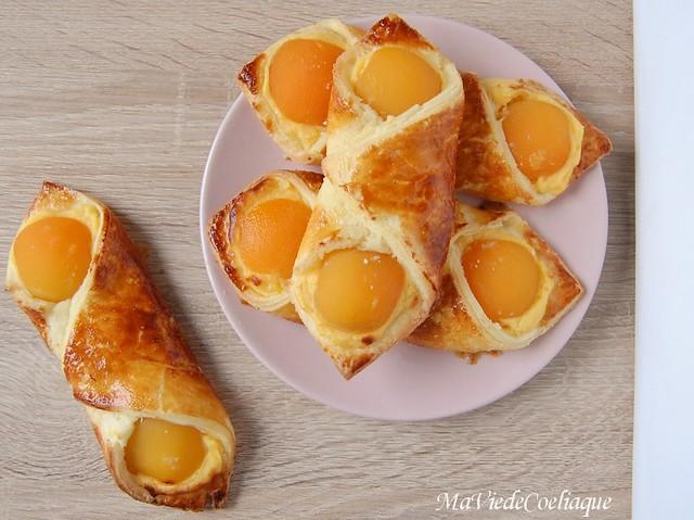 oranais Sans Gluten à l'abricot