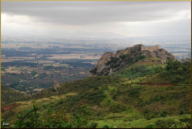 Castillo de los Rojas (Poza de la Sal, Castilla y León, España, 29-6-2011)