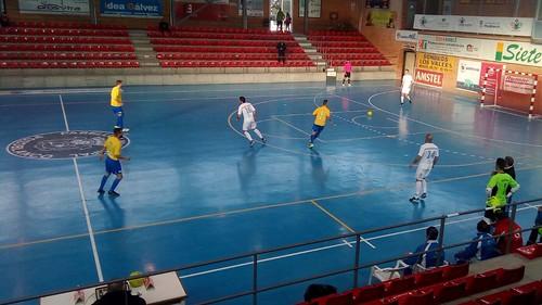Fútbol sala 3º División Pozoblanco e Inmobiliaria Busto Dos Hermanas F.S.