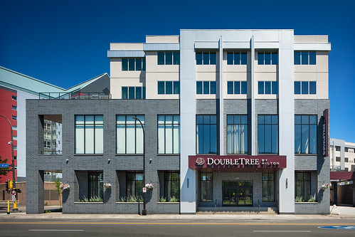 DoubleTree by Hilton Hotel | Minneapolis, MN | DJR Architecture, Inc.