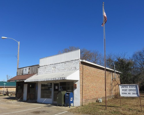 Post Office 38839 (Derma, Mississippi)