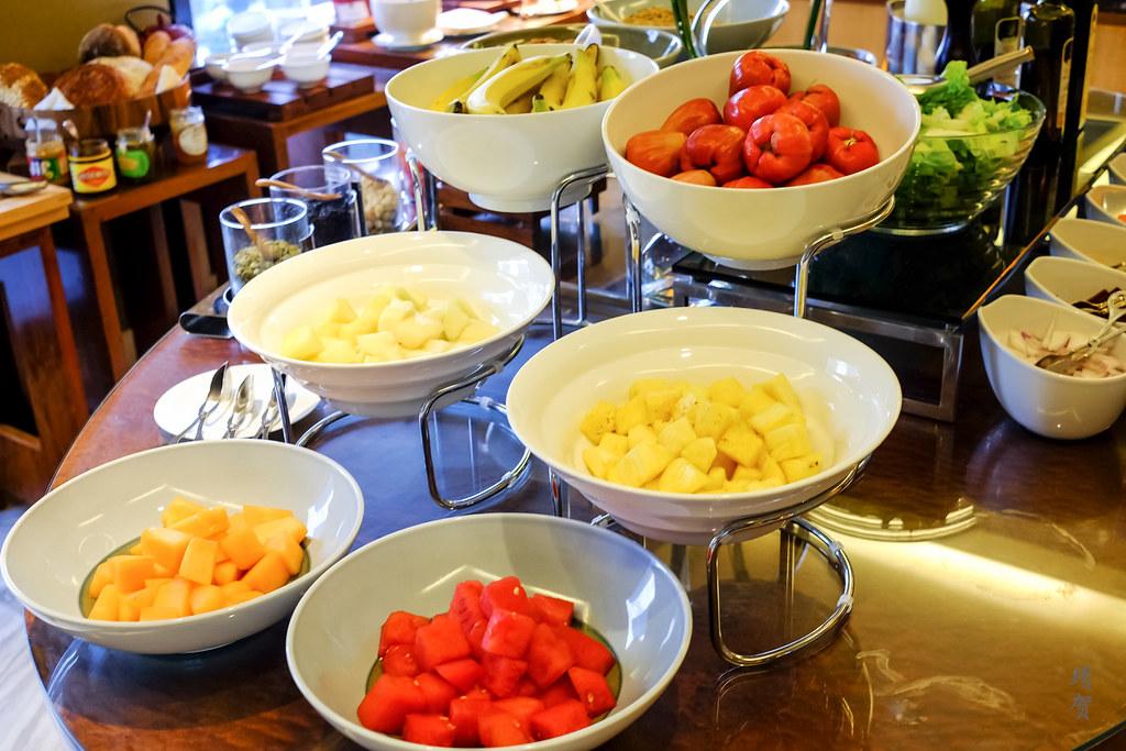 Fruits selection