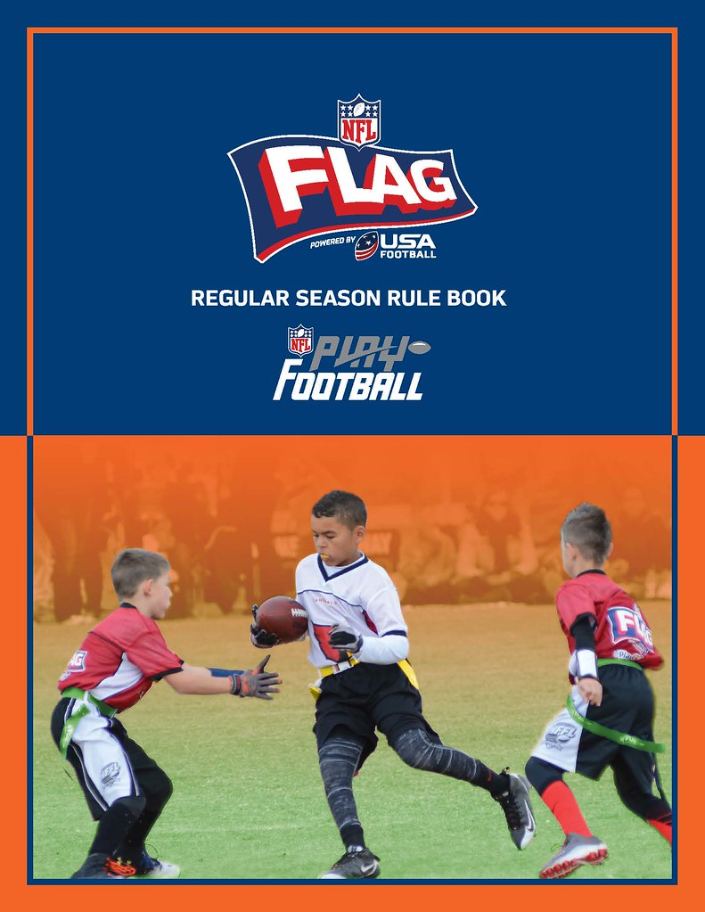 Flag Football Rule Book